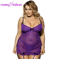 ffa0547ce Wholesale New Hot Sale Plus Size Sexy Babydoll