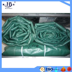 PVC Knife Coated Tarpaulin Outdoors Cargo Cover