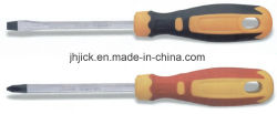 Hardware Hand Tool Slotted Screwdriver Phillips Screwdriver