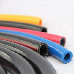 Flexible PVC Industrial Gas Hose for Supplying LPG in House
