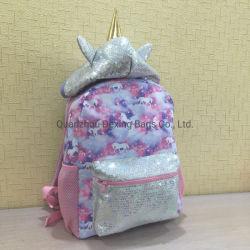 3c3ed12f2d Unicorn Backpack, Unicorn Teenage Girls School Bag Backpack, Sequins School  Bag