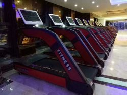 Factory Directly Gym Equipment Commercial Treadmill with Competitive Price