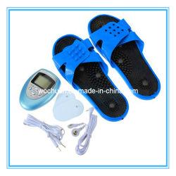 9d0176b1c0ac Health Care Tens Massage Slipper Acupuncture Shoes