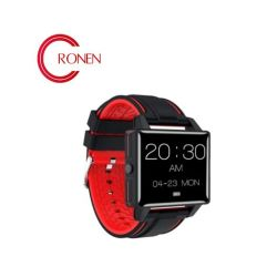 ODM Bluetooth Waterproof Heart Rate Tracker Blood Pressure IP68 Heart Rate Monitoring Sport Smart Watches