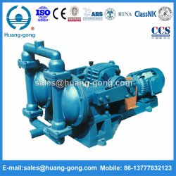 Dby Series Cycloid Type Electric Diaphragm Pump for Slurry