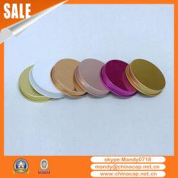 New Design Threaded Aluminum Cap for Glass Jar Wholesale