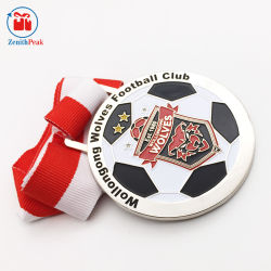 Souvenir Olympic Metal Football Club Medal Metal Craft