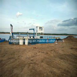 Sand Cutter Suction Dredging Machine in Dredger Market