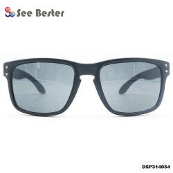 Plastic Injection Tortoise Protection UV400 Sports Men Man Sunglasses