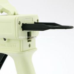 Dental Impression Cartridge Mixing Dispenser 1: 1/2: 1 Delivery Gun