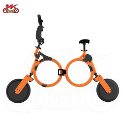 Durable and Powerful Lightweight Mini Folding Ebikes