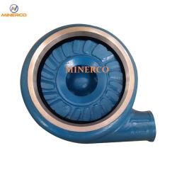 Slurry Pump Wet Spare Parts 110 Volute Liner for Export