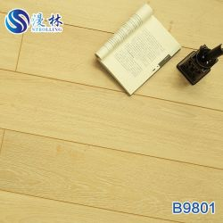Household/Commercial Eco-Friendly Three Layer Parquet Engineered Laminated Wood Flooring