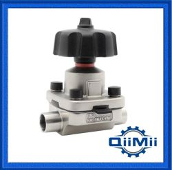 Forged Weld Manual Diaphragm Valve for Pharmacy or Food Industry