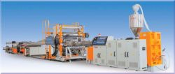 PE/PP/PS/HIPS/ABS Sheet Extrusion Line