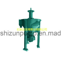Vertical Froth Tank Slurry Pump Equipment Factory