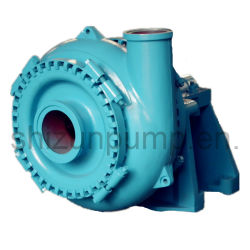 Horizontal Centrifugal Suction Sand Gravel Slurry Pump