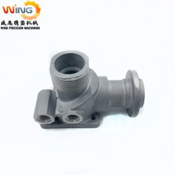 High Pressure Aluminum Die Casting Factory Manufacturer for Valve/Pump/Motor Housing