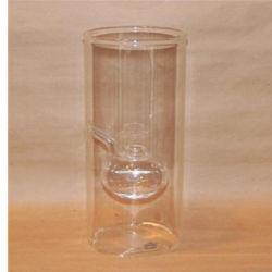 Wholesale Heat Resistant Borosilicate Custom Design Glass Oil Lamp Light