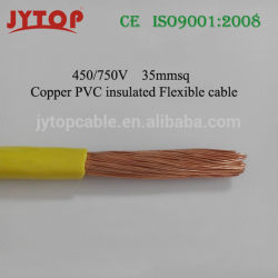 2.5mm Colored Copper Single Core Flexible PVC Electric EL Wire