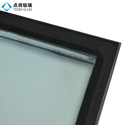 Low E Coated Energy Saving Glazing Curtain Wall Glass