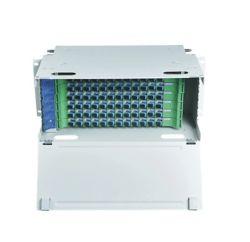 72 Cores Rack Mount Fiber Optic ODF