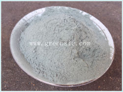 F240 Green Silicon Carbide Powder Used as Electrical Conductor