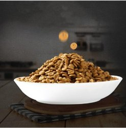 2018 Most Popular Organic Natural Pet Food Cat Food 2.5kg