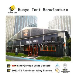 20X40m Big Sport Tent Use for Swimming Pool on Sale