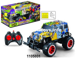 New Toy RC Car Plastic Toy Car Vehicles Toy (1105801)