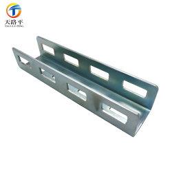 Custom OEM Precision Sheet Metal Steel Zinc Plated Stamping Parts