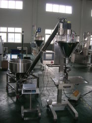 Semi-Automatic Powder Dosing Filling and Packing Machine