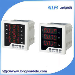 Rh-Digital Display Voltage and Current Frequency Combination Table