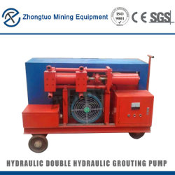 Hydraulic Electric Cement Mud Grouting Pump