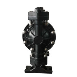 "1"" Slurry Pneumatic Pump Water Mud Pump Air Double Diaphragm Pump"