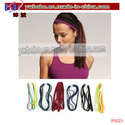 Elastic Head Bands Hairbands School Gym Sports Hair Decoration (P3023)