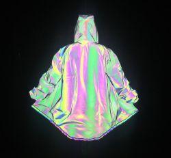Reflective Polyester Fabric Terylene Fashion Fabric