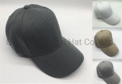 Wholesale Colourful 100% acrylic Blank Baseball Sport Caps