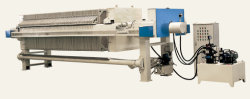 Program Controlled Auto 1500 Chamber Filter Press