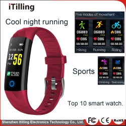 Distributor Gift Fitness Sport Digital Smart Watch /Wrist Band /Bracelet Mobile Phone with Sleep Monitor, Pedometer, Calorie Consumption Record
