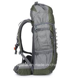 Outdoor Nylon Hiking Pack Travel Sports Trekking Backpack Bag