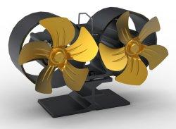 Twin Blade Stove Fan