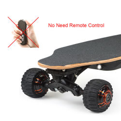 Smart Electric Skateboard No Need Remote Control Very Easy to Control