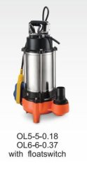 Sewage and Slurry Water Pump
