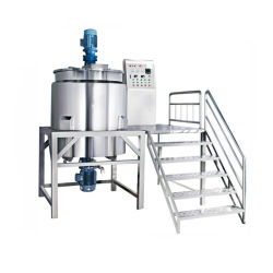 Slurry Stirrer Electric Heating Mixing Tank