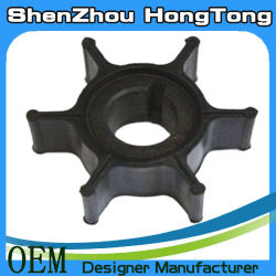 Wearable Slurry Pump Rubber Impellers / Pump Fittings 6g1-44352-00