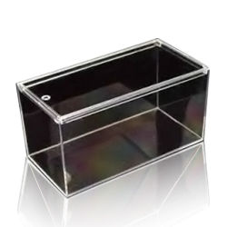 Pop Acrylic Display Box, Advertising Display Stand