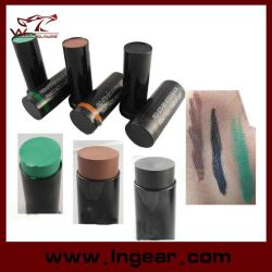 3 Color Hunting Tactical Face Camouflage Painting Oil Kit for Wargame