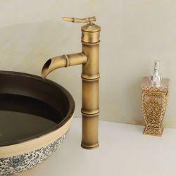 Hotel Bathroom Cabinet Antiqua Faucet (6662)
