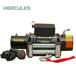 Electric Power Winch with Big Capacity